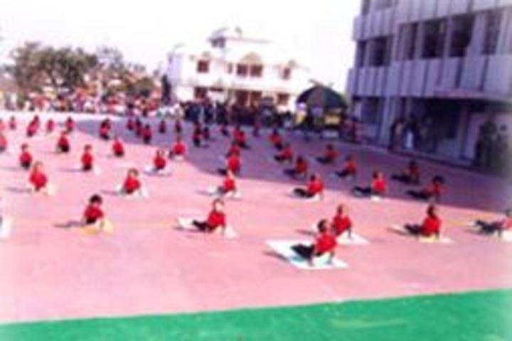 Annie Besant School - Yoga
