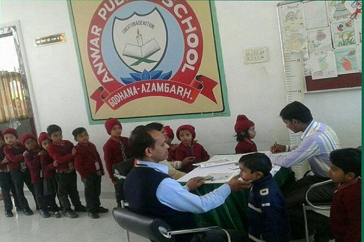 ANWAR PUBLIC SCHOOL-Medical Checkup