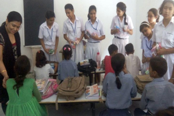 Apeejay International School - Health And Hygiene
