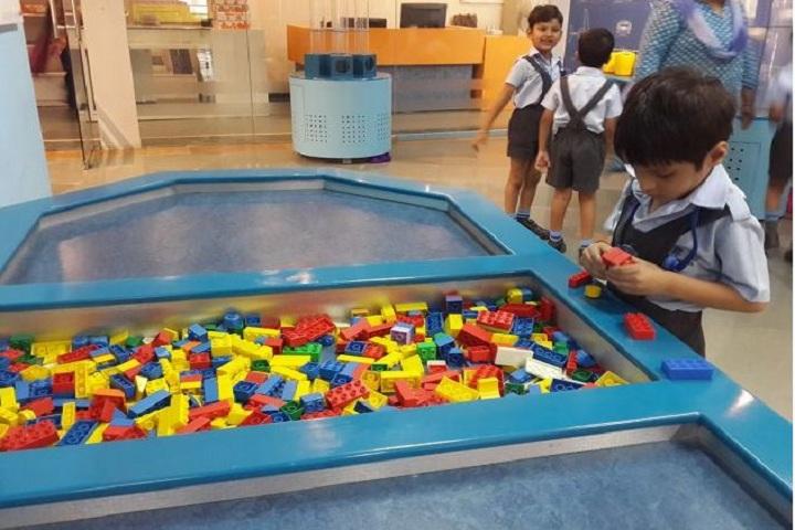 Apeejay International School - Play Area