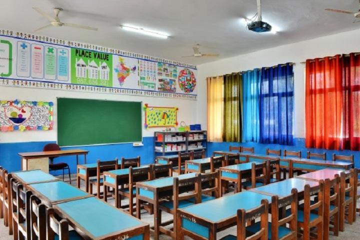Apeejay International School -Classrooms