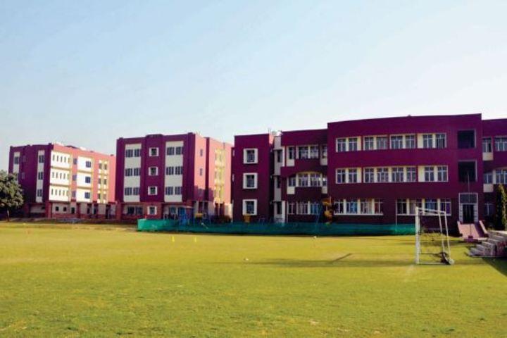 Apeejay International School- Playground