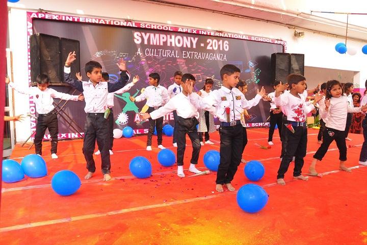Apex International School-Event