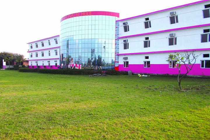 Apex International School-School Building