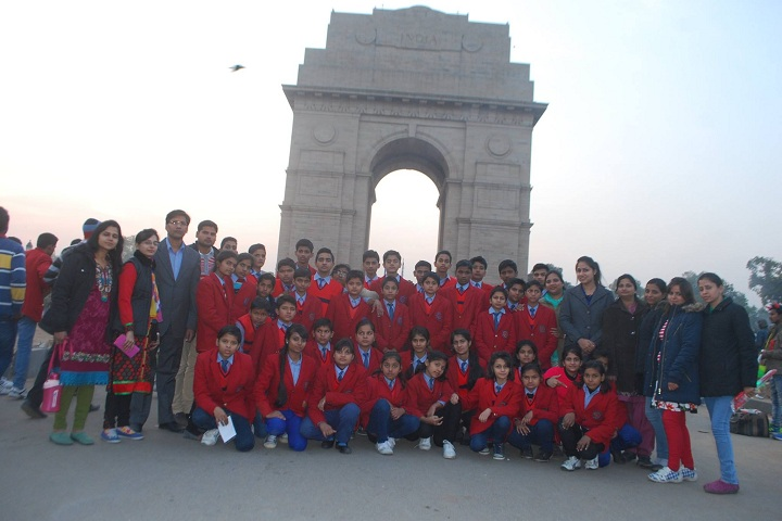 Apex International School-Tour