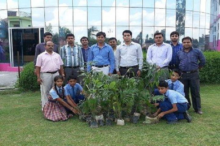 Apex International School-Tree Plantation