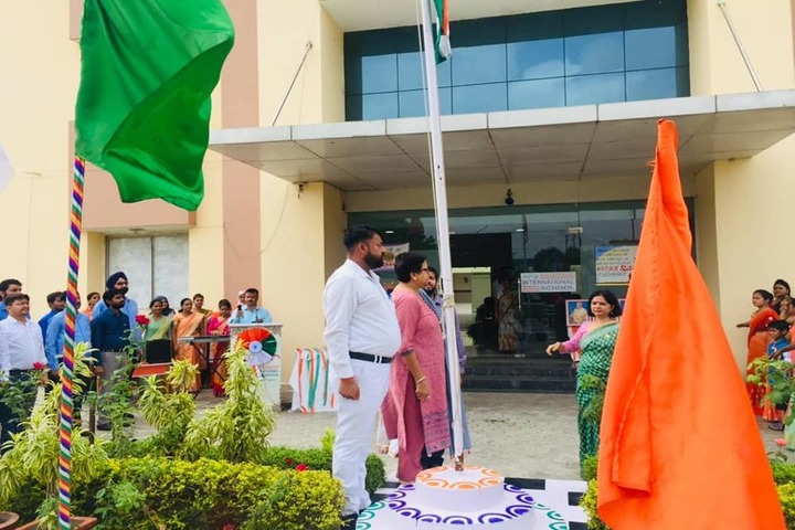 Aps International School-Independence Day