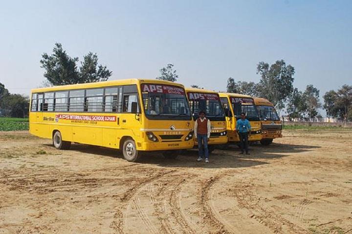 Aps International School-Transport