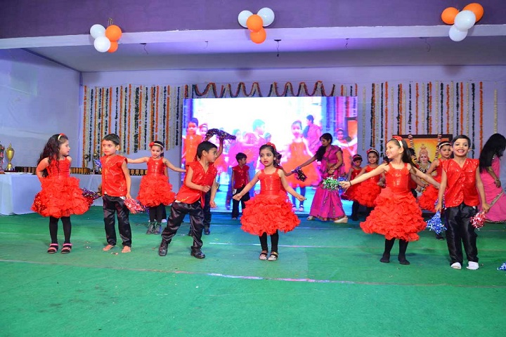 Arcadian Public School-Annual Day