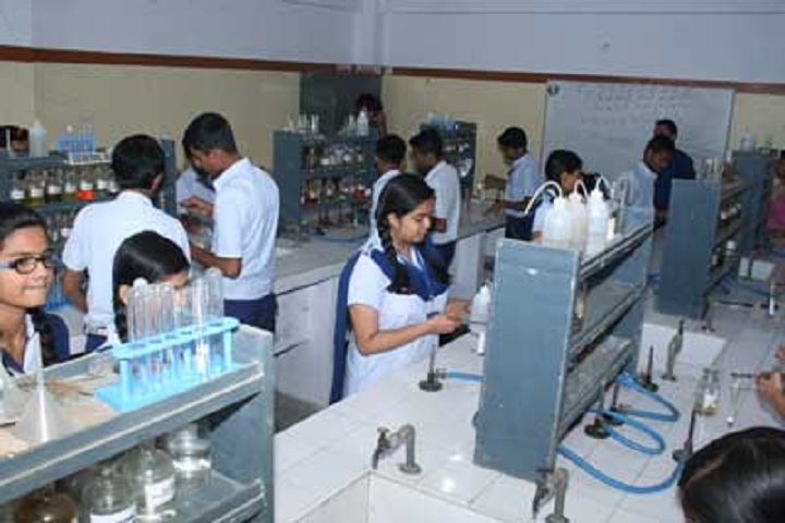 ARCHIES HIGHER SECONDARY SCHOOL-Chemistry Lab