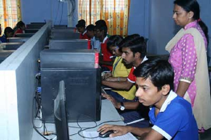 ARCHIES HIGHER SECONDARY SCHOOL-Computer Lab