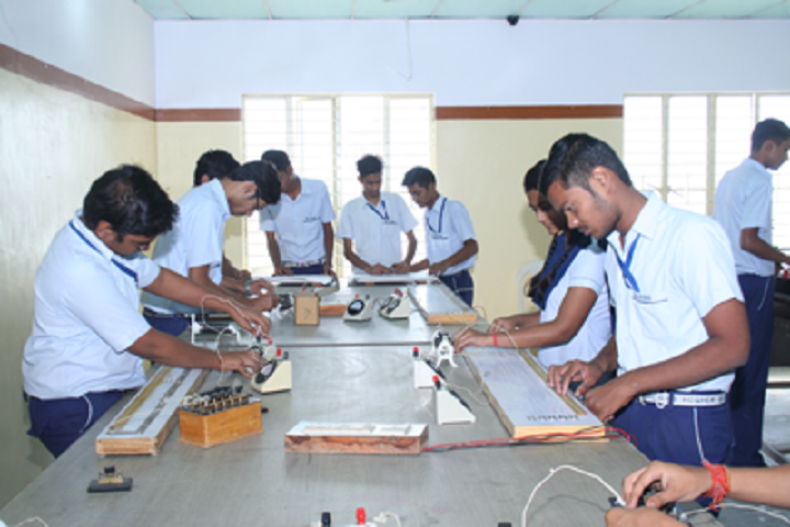 ARCHIES HIGHER SECONDARY SCHOOL-Electronics Lab