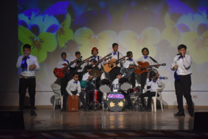 Army Public School-Music-Competition