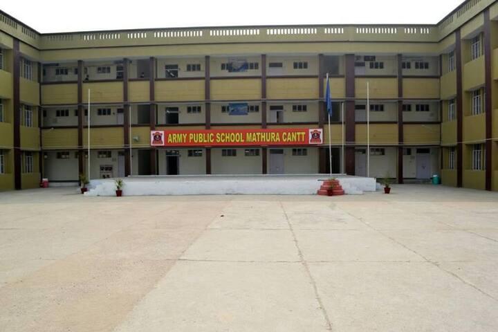 Army Public School-Playing Area