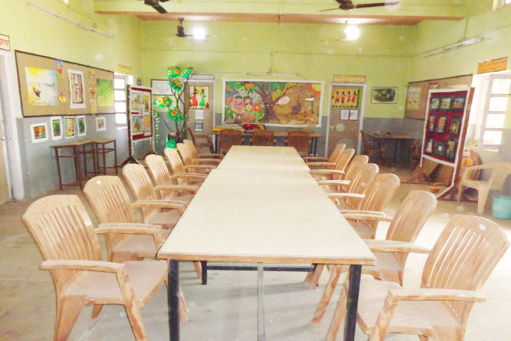 Army Public School-Art Room