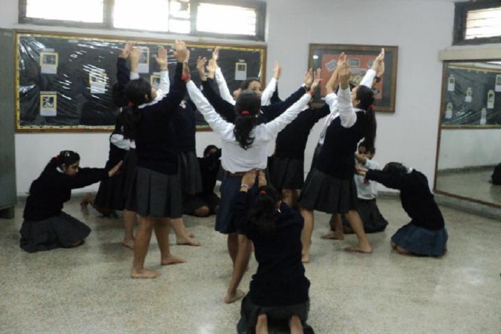 Army Public School-Dance room