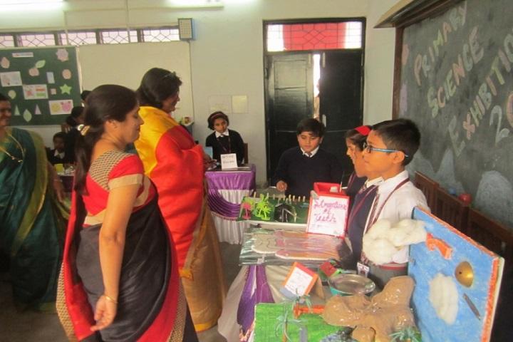 Army Public School-Science Exhibition