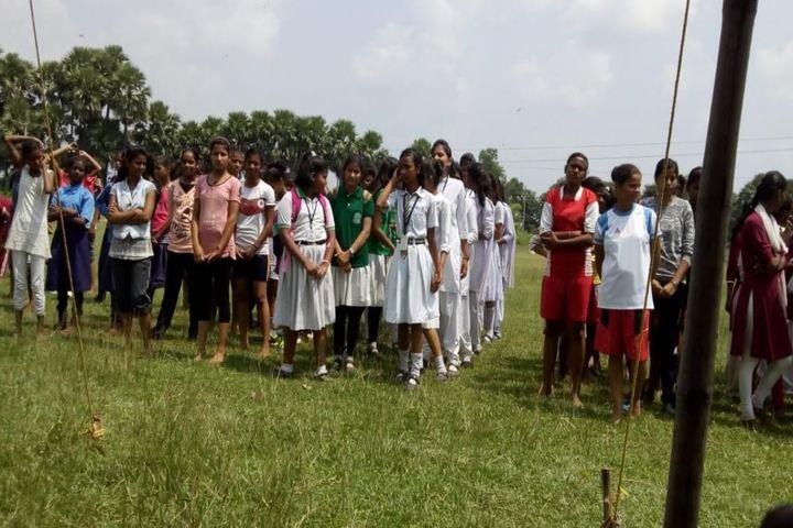 Sadar Alam Memorial Secondary School-Assembly Ground