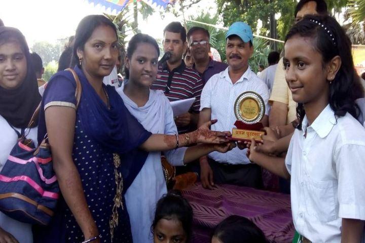 Sadar Alam Memorial Secondary School-Award Presentation