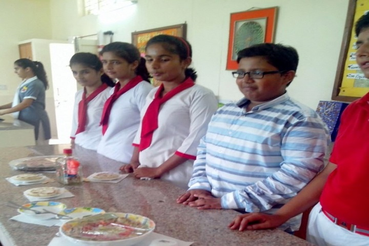 Army Public School-Cooking
