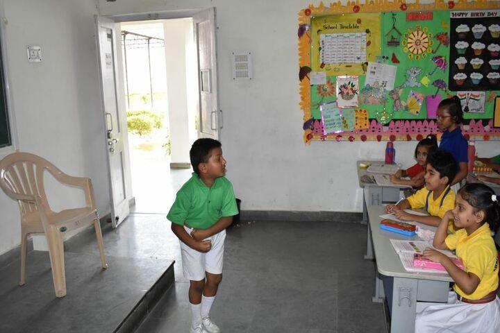 Army Public School-Classroom Actitvity