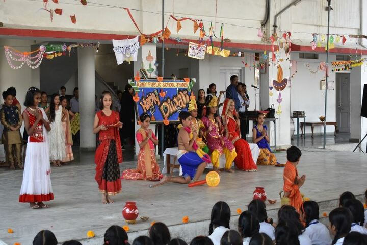Army Public School-Diwali Celebrations