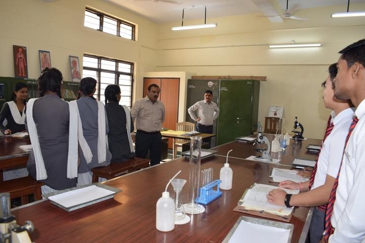 Army Public School-Biology Lab
