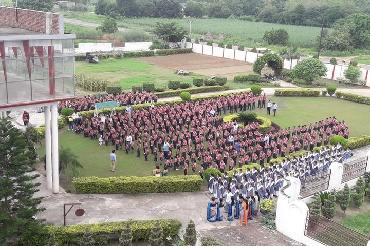 Arpan Public School-Assembly
