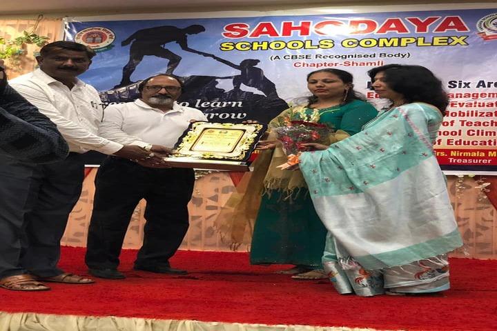 Arpan Public School-Felicitation