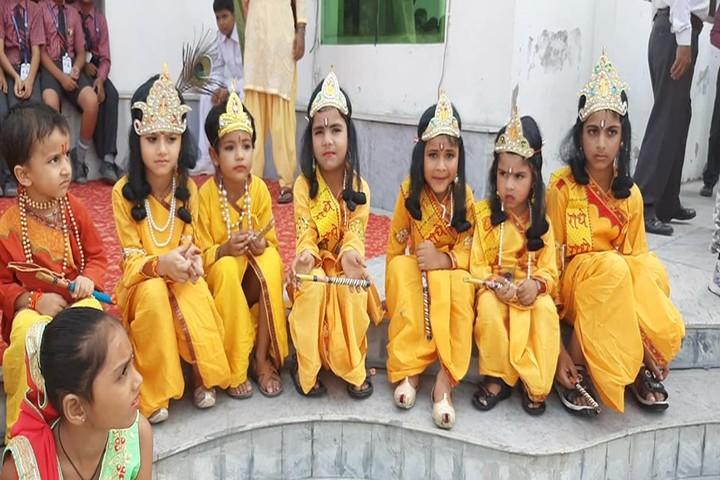 Arpan Public School-Festival Celebrations