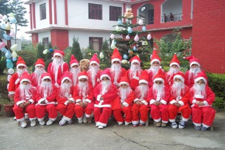 Arpan Public School-Christmas Celebrations