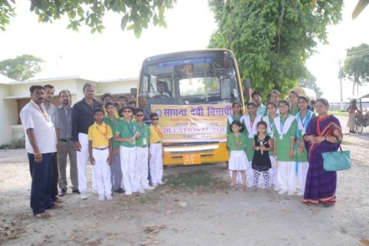 Sadhana Devi Vidyapith-Transport