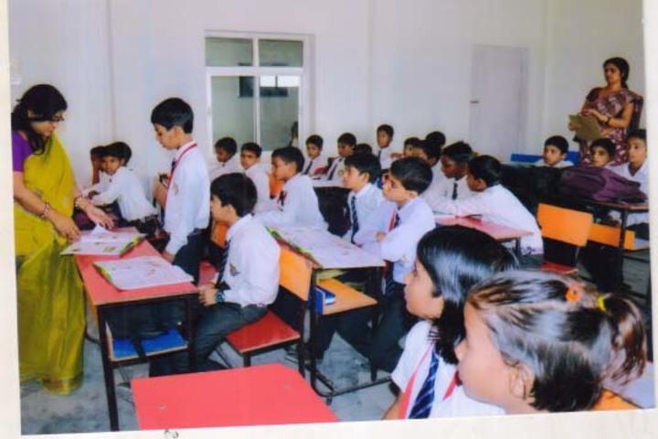 Arsh Public School-Classroom