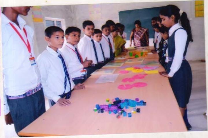 Arsh Public School-Maths Lab