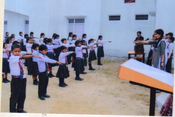 Arsh Public School-Morning Assembly