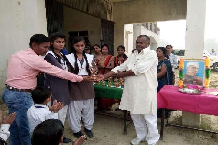 Arsh Public School-Prize Distribution