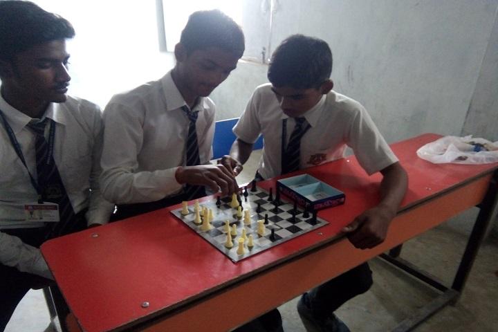 Arsh Public School-Indoor Games