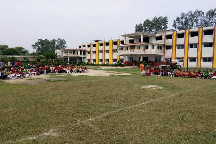 Arunodaya Public School-Campus
