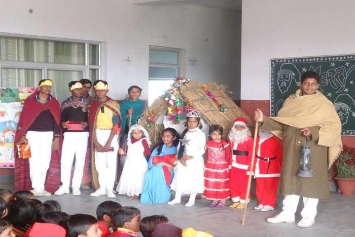 Arunodaya Public School-Christmas