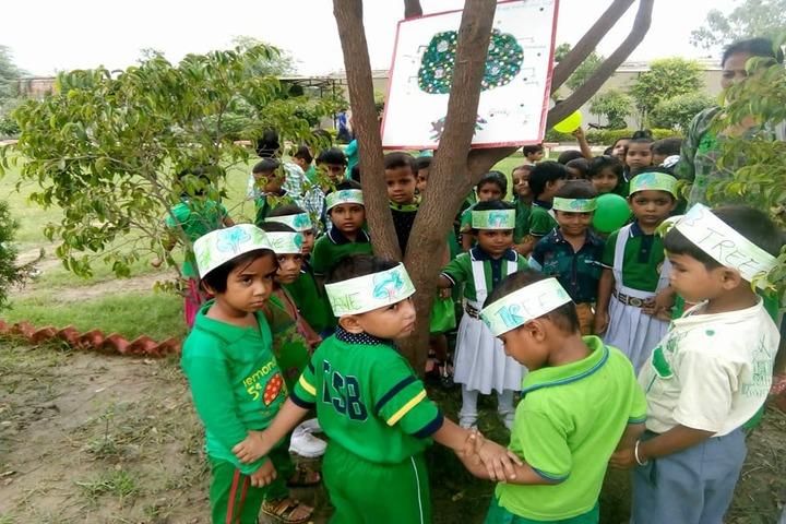 Arunodaya Public School-Green Day