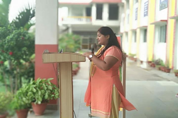 Arunodaya Public School-Speech