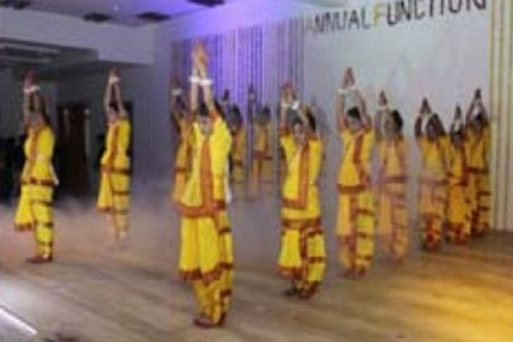 Arvind Academy- Cultural Dance
