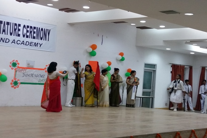 Arvind Academy-Independance Day Event