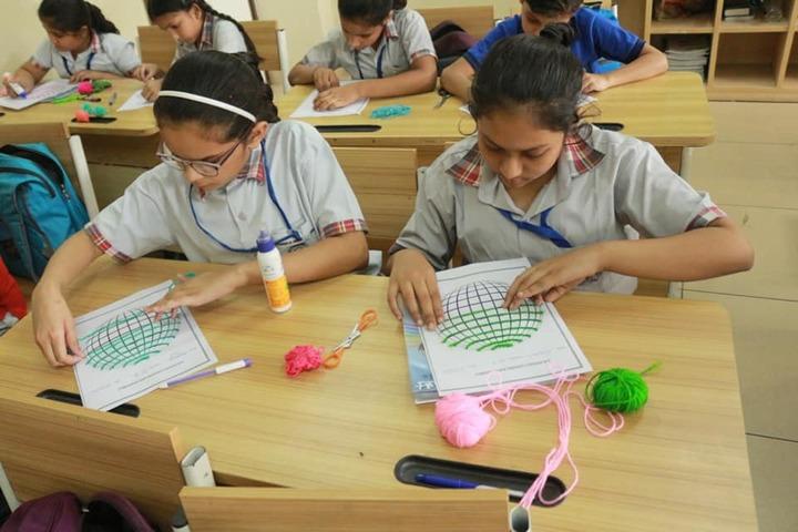 Arwachin International School-Activity2