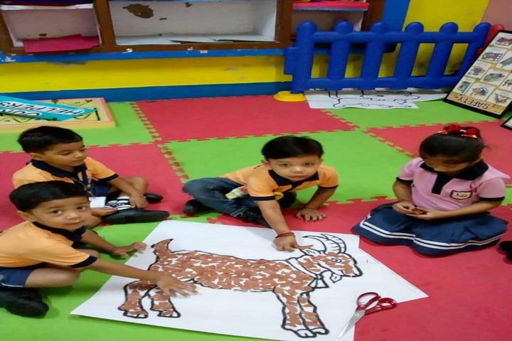 Arwachin International School-Activity3