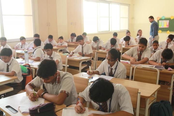 Arwachin International School-Classroom