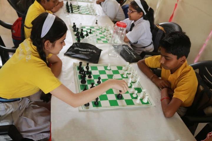 Arwachin International School-Indoor Games