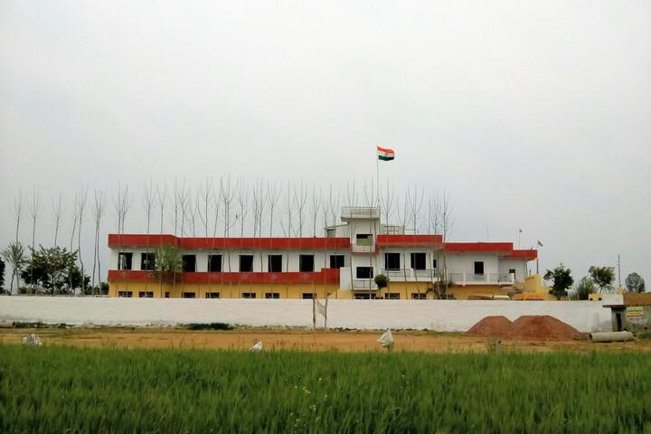 Arya Bandhu Public School-Campus