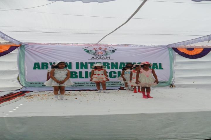 Aryan International Public School-Childrens Day