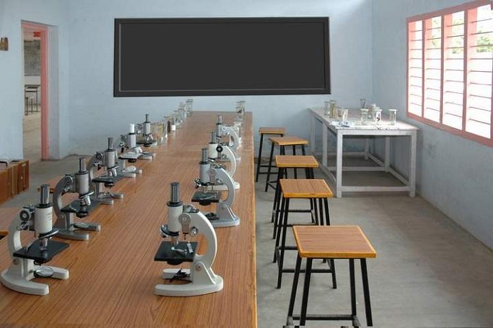 Aryan International Public School-Biology Lab